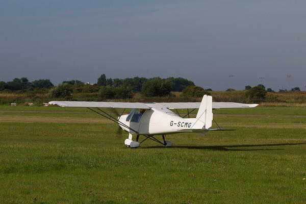 2014 - Ikarus C42 FB80 Bravo. G-SCMG