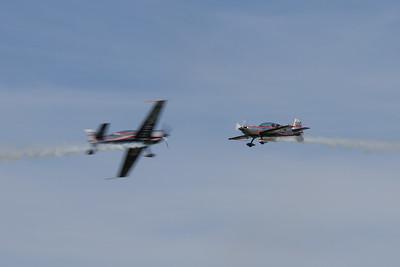 Extra EA-300s (The Blades Aerobatic Display Team)