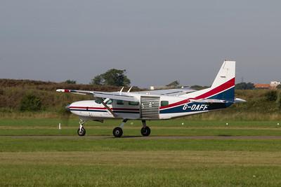 2007 - Cessna 208 Caravan 'Foxy Lady' (Army Parachute Association)