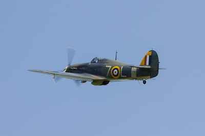1941 - Hawker Sea Hurricane 1B