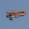1940 - de Havilland DH.82a Tiger Moth / 1937 - Miles Magister