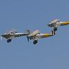 1937 - Hawker Demon / 1934 - Hawker Nimrod Mk II / 1932 - Hawker Nimrod MkI