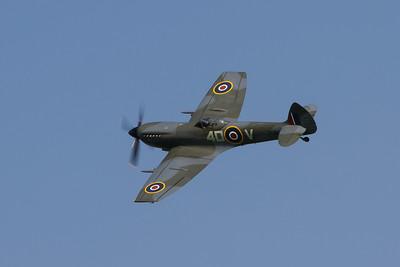 1945 - Supermarine Spitfire Mk XVI