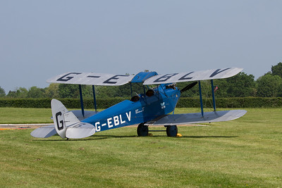 1925 - De Havilland DH60 Cirrus Moth