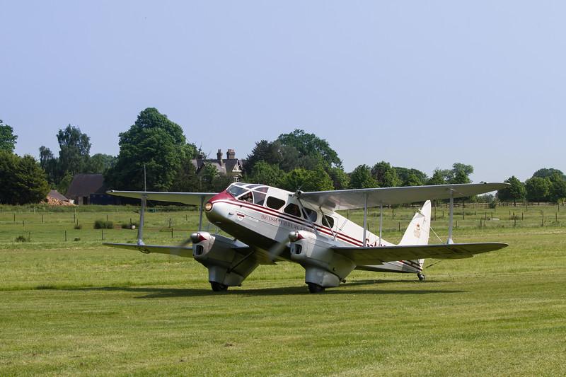 1945 - de Havilland DH.89 Dragon Rapide