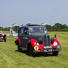 1938 Hillman Minx RAF Bomb Disposal Car