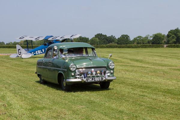1955 Ford Consul Mk.1