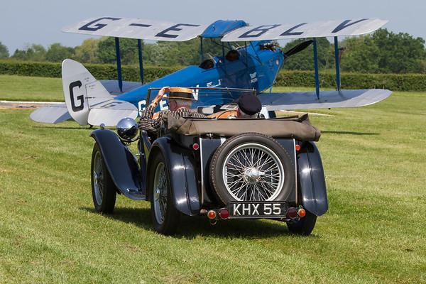 1939 - MG TA Midget