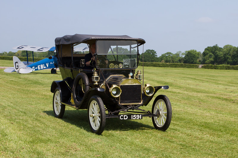 1912 - Ford Model T