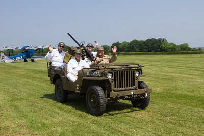 1945 - Willys MB Jeep
