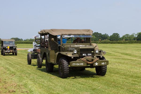 1942 - Dodge WC56 Command Car YXG 329