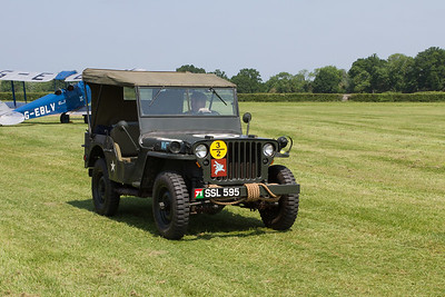 1942 - Ford GPW Jeep