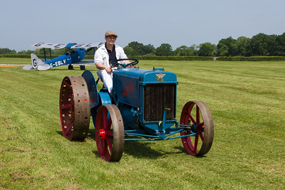 1919 - Austin Model R Tractor