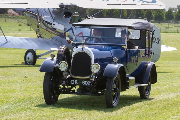 1924 Bean 12hp Tourer