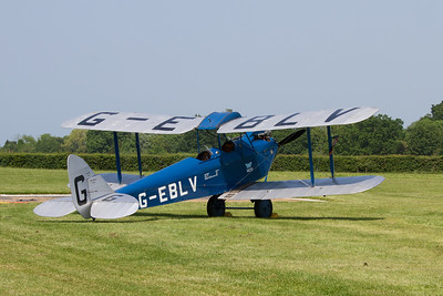 1925 - De Havilland DH60 Cirrus Moth