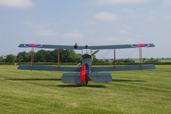 1918 Avro 504K