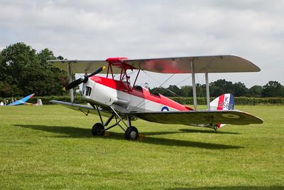 1940 - de Havilland DH82a Tiger Moth