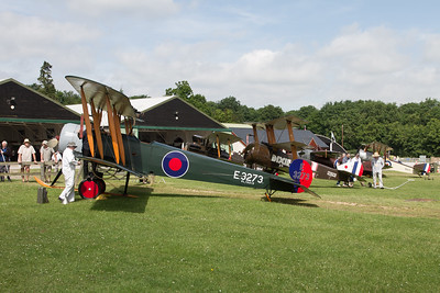 1918 - Avro 504K