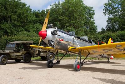 1941 - Ryan PT22 Recruit