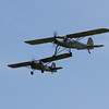 Auster AOP 11 and 1942 - Fieseler Storch