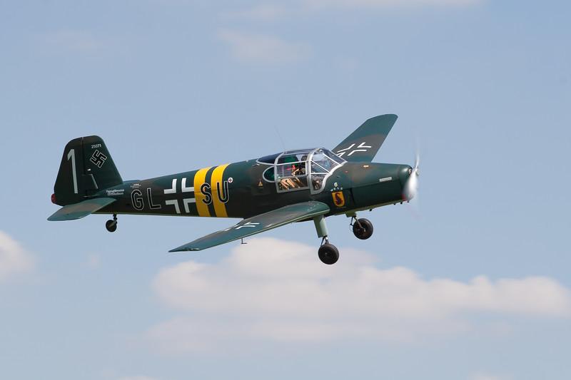 1940 - Bucker Bu-181 Bestmann