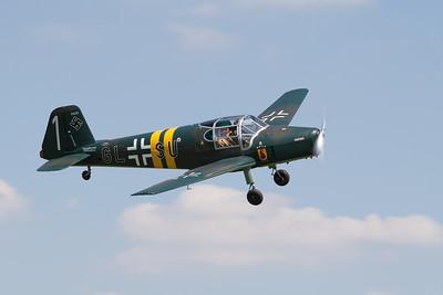 1940 - Bucker Bu181 Bestmann