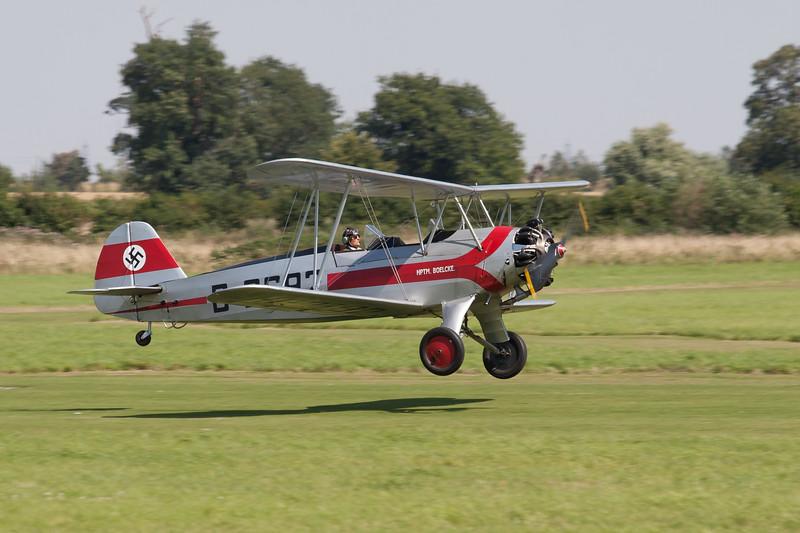 Focke-Wulf FW44 Stieglitz