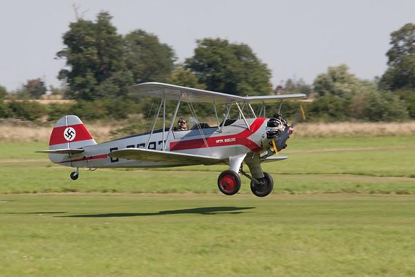 Focke-Wulf FW44 Stiegltiz