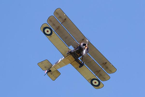 1916 - Sopwith Triplane