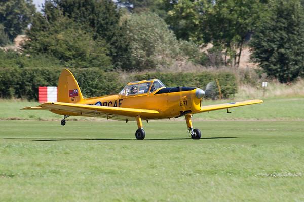 1946 de Havilland DHC.1 Chipmunk