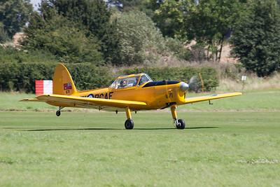 1946 - de Havilland DHC 1 Chipmunk