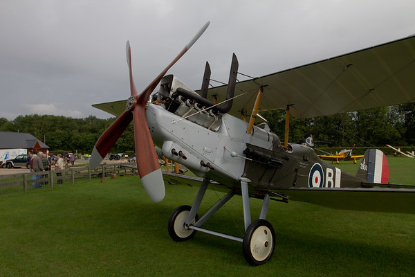 "Royal Aircraft Factory RE8 ""Replica"""