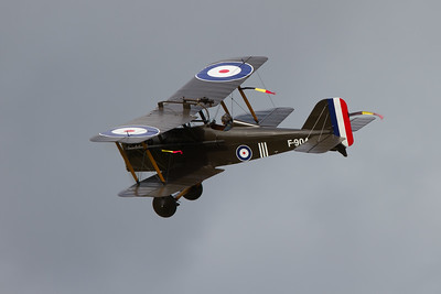 1917 - Royal Aircraft Factory SE5a