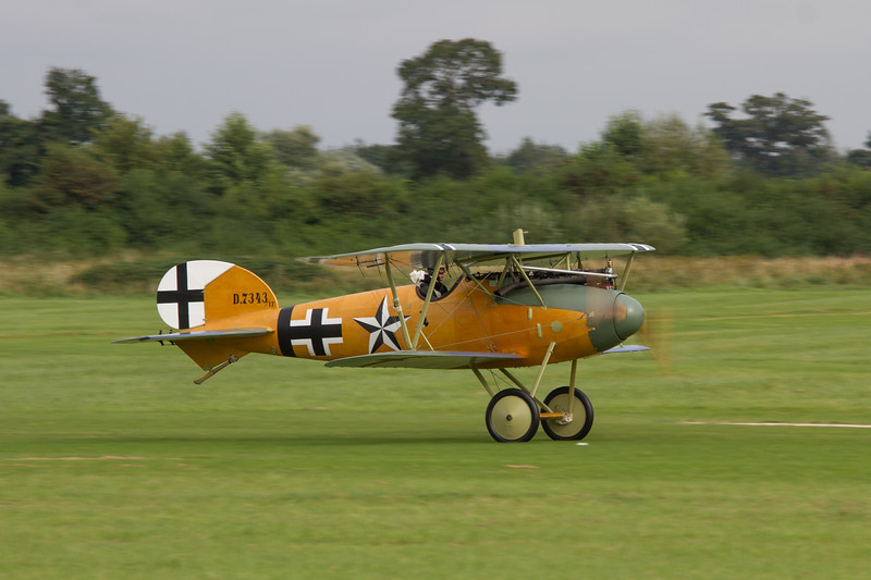 Shuttleworth Pageant Air Display 2012