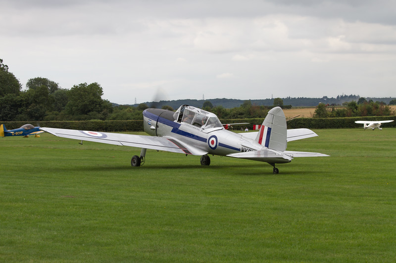 de Havilland DHC.1 Chipmunk 22