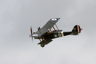 "Royal Aircraft Factory RE.8 ""Replica"""