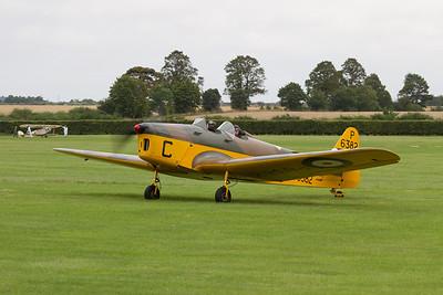 1937 - Miles Magister