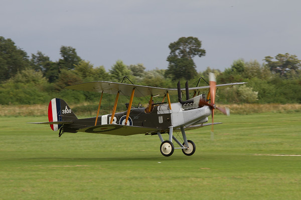 "Royal Aircraft Factory RE.8 ""Replica"""