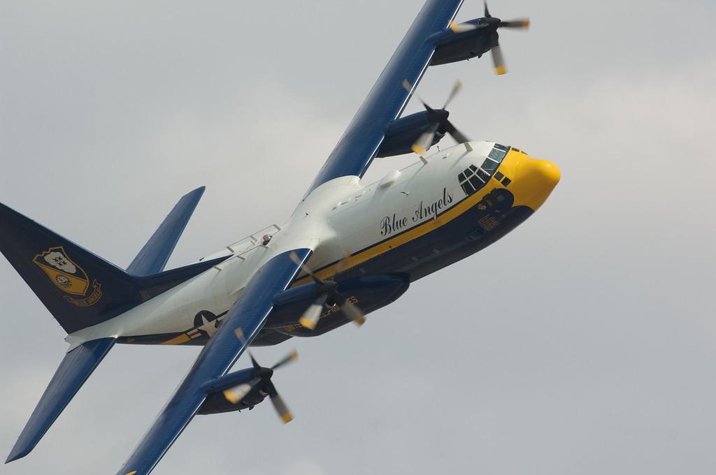 Skyfest '08 at Fairchild AFB, Spokane, WA