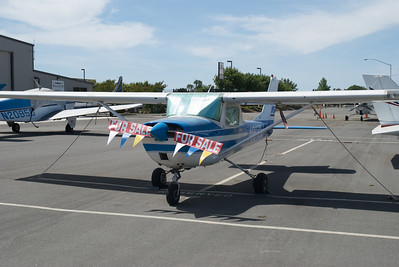 South Valley Airport - Cessna 150
