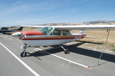 South Valley Airport - Cessna 177RG (1973)