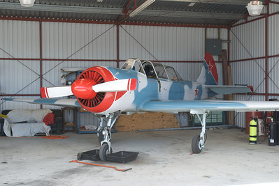 South Valley Airport - YAK-18A