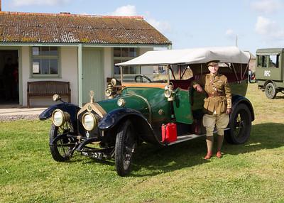 1914 - Crossley 20/25 RFC Staff Car