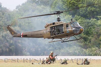 Bell UH - 1H Huey;  SN 68 - 16104;  N104HF