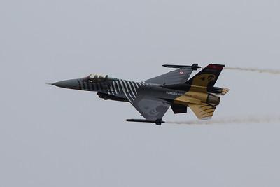 General Dynamics F-16C Fighting Falcon (Turkish Air Force)
