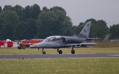 Aero Vodochody L-159 ALCA  (Czech Republic Air Force)