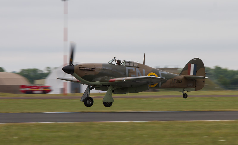 1944 - Hawker Hurricane Mk IIc