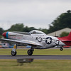 "1944 - North American P-51D Mustang ""Tall-in-the-Saddle"""