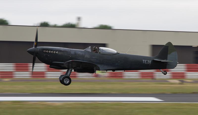 1945 - Spitfire Mk XVI