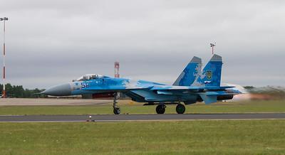 Sukhoi Su-27 (Ukrainian Air Force)